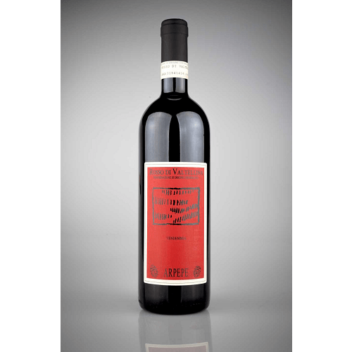 Rosso di Valtellina DOC - Arpepe