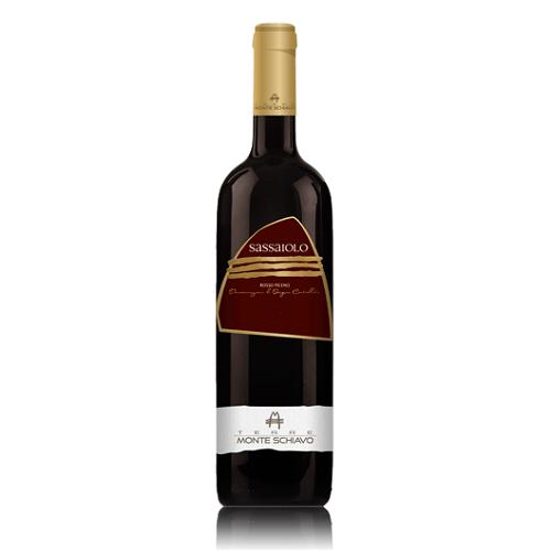 Rosso Piceno Superiore - Sassaiolo - Monteschiavo