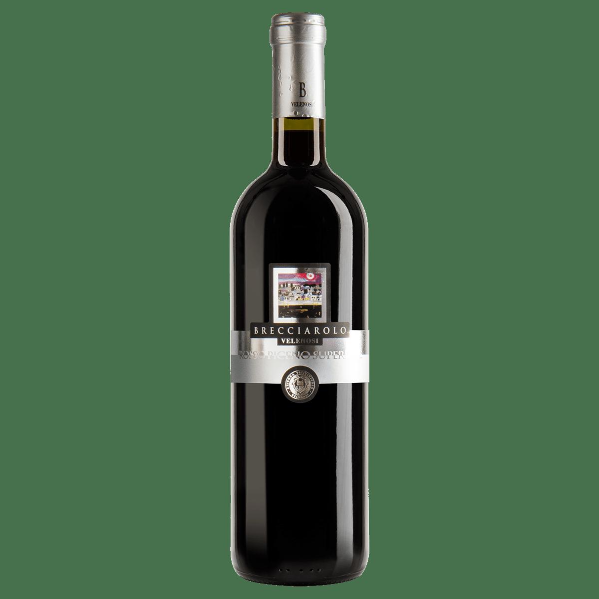 Rosso Piceno Superiore - Brecciarolo - Velenosi