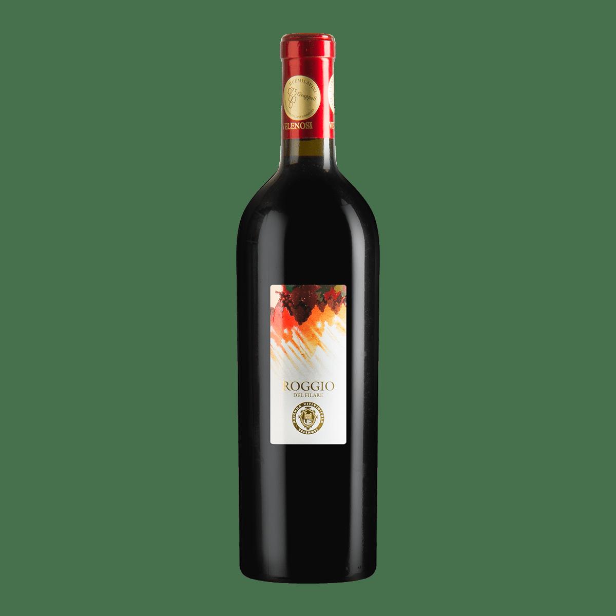 Rosso Piceno Superiore - Roggio del Filare - Velenosi